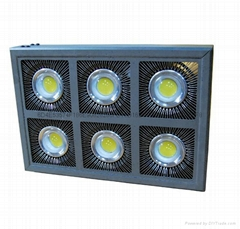600wLED投光燈如何能代替傳統燈具