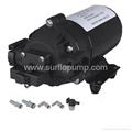 SURFLO high pressure electric agriculture sprayer water pump DC 12V 24V optional 1