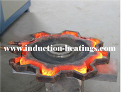 Hot Sell Portable High Frequency Induction Heating Machine