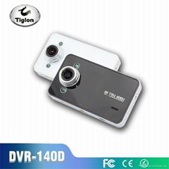 Newest design car camera dvr K6000,night vision car rear camera
