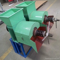 Good quality low price 400kg mini palm oil mill