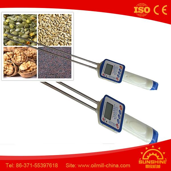 Tk100W Wood Shaving Moisture Meter Sawdust Moisture Analyzer 3