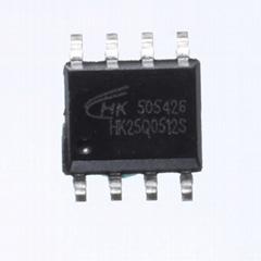 SPI NOR FLASH         閃存存儲器IC     25Q512