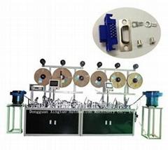 dvi裝鐵殼自動機非標自動化自組裝機