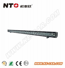 Single row 120w led light bar