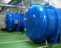 High frequency Vacuum Wood kiln dryer
