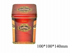 Food tin can manufacturer