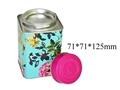 OEM Tea Packing Tin Box