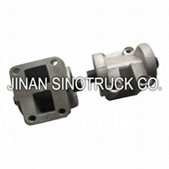 Sinotruk Howo truck parts - Fuel filter support 61500070051