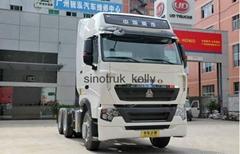 Sinotruk Howo 6x2 Tractor truck ZZ4257V323HD1