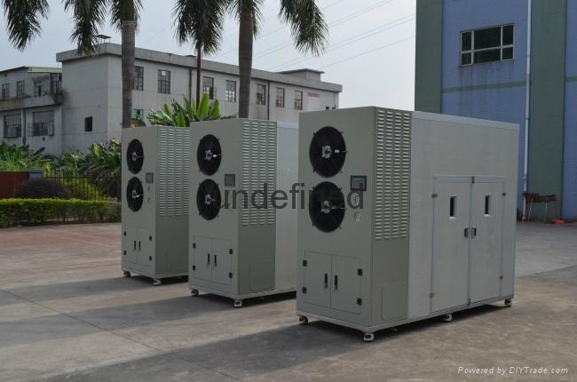 3HP heat pump dryer system 1