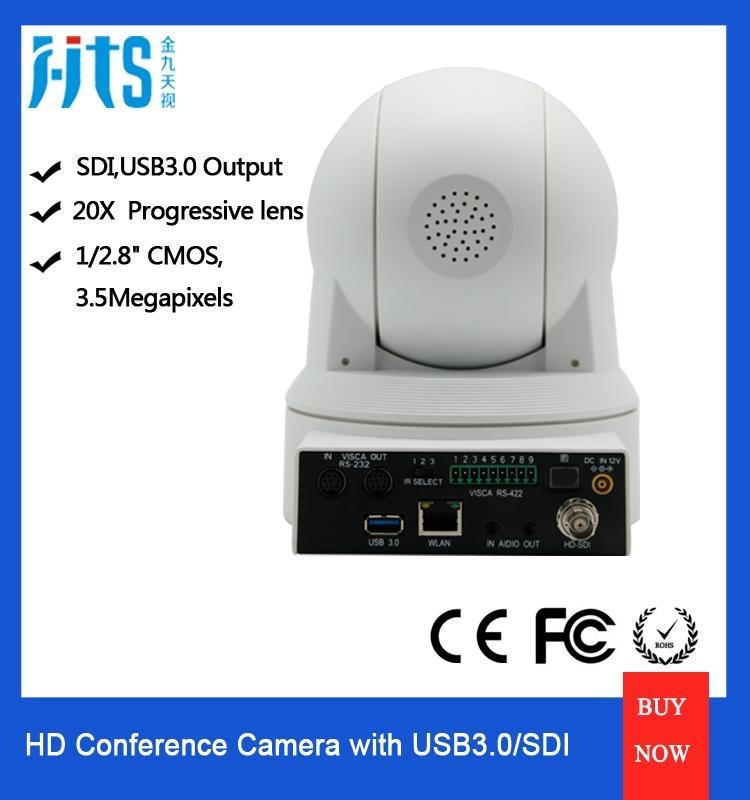 1080p Analog Ptz Camera Black 20x Optical & 12x Digital Zoom Hd-sdi Output High  2