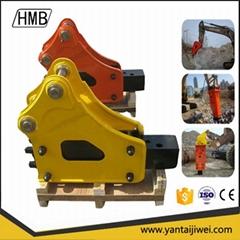 construction machinery  rock breaker