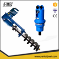 HMB post hole digger ground drill machine earth auger for sale 5