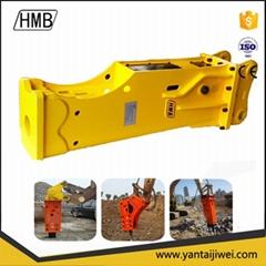 HMB hydraulic concrete breaker