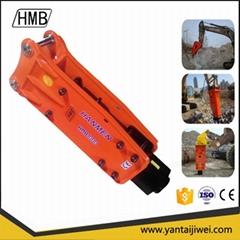 Hot sale hydraulic breaker for mini