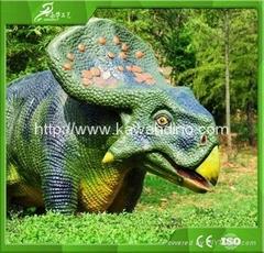 KAWAH Frightening Lifelike Moving Animatronic T Rex Dinosaur