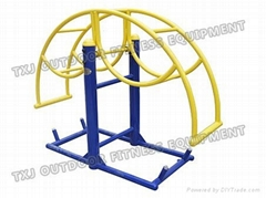 hot selling outdoor gym equipment for body building