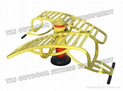 hot selling of outdoor fitness equipment for backyard