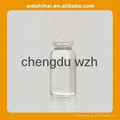 10ml clear mold glass bottle