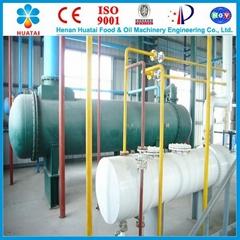 palm  oil fraction machin-huatai oil press machine