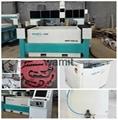 1.5*1.5M  granite design CNC water jet cutter cutting machine