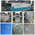 3*2M 420MPA glass art water jet cutting machine Chinese manufacturer with CE