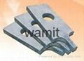 220v 420Mpa CNC water jet sheet metal