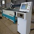 CNC water jet aluminum cutting machine