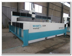 3000*2000mm cnc plastic water jet