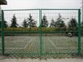 金屬網片防護柵欄