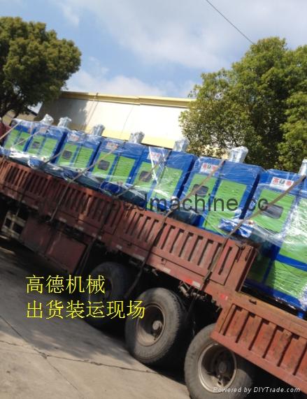 PVC环保热水袋高周波熔接机 5
