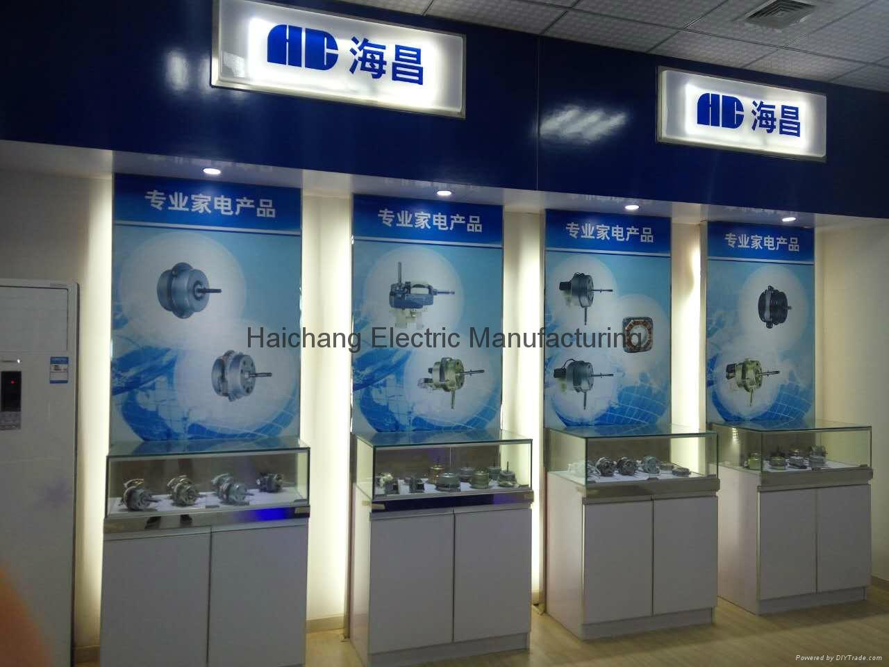 Aliminium wire electric Wall fan motor 3