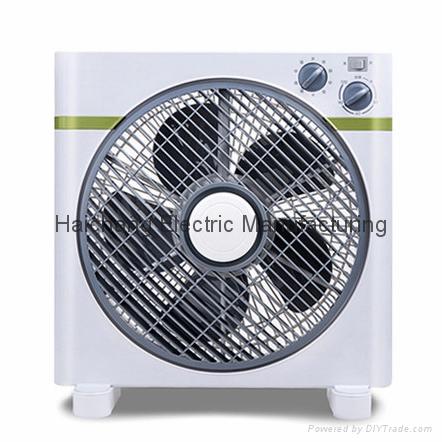 Single phase capacitor start Box fan AC motor 2