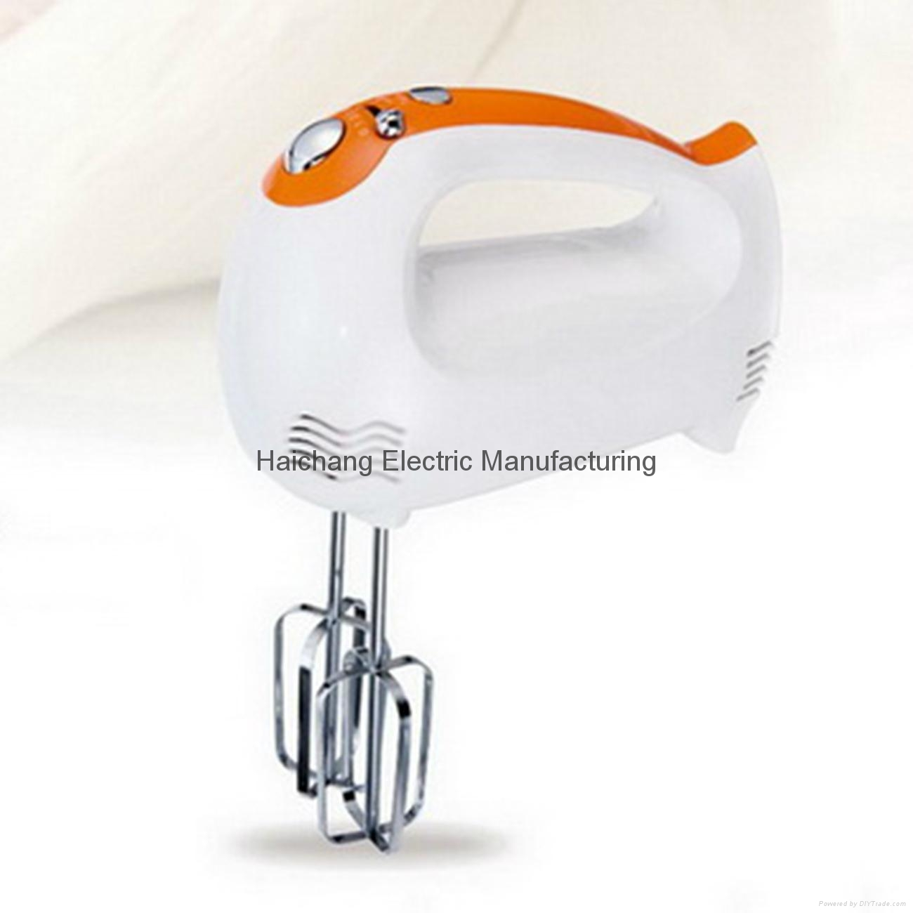 5 Speeds Stainless Steel Stirrers Multifunction Electric Hand Mixer with CB cert 1