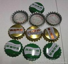 啤酒瓶盖缺陷自动高速检测系统(视觉图像分析处理)
