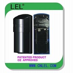 Outdoor long distance active infrared beam detector sensor