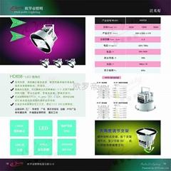 500w高品質led大功率投光燈