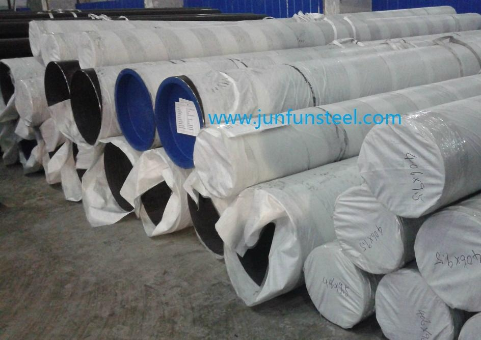 ASTM A335 Seamless Ferritic Alloy-Steel Pipe for High-Temperature Service 1