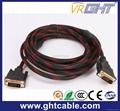 DVI cable 24+1