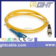 optic fiber GYXTW