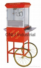 High quality Commercial CE Popcorn Popper Machine 8 Oz