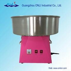 High quality cotton candy floss machine