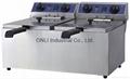 Hot sale CE electric deep fryer