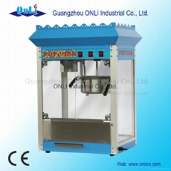 High quality Commercial CE Popcorn Popper Machine 8 Oz