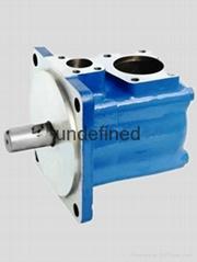 台州先頂液壓YB-D355葉片泵