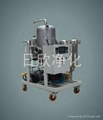 每分鐘25升抗燃油濾油機KR-