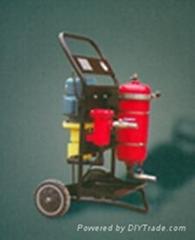 每分鐘32升防爆便移式濾油機