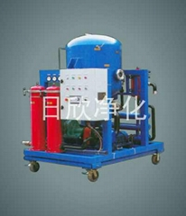 厂家直供日欣净化ZLYC系列真空滤油机