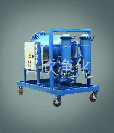 廠家直供日欣淨化LYC-J系列聚結濾油機 2